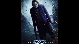 Why So Serious? The Joker Theme The Dark Knight Soundtrack - Hans Zimmer