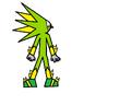 Arandron the Hedgehog