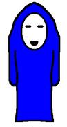Kaonashi Monk