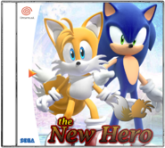 TNH Dreamcast Cover