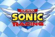 Team Sonic Racing-title