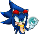 Trident The Hedgehog