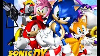 Sonic Adventure DX Music Event 2 (strain)