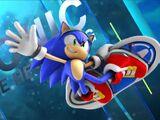 Sonic the Hedgehog/Sonic Monster World (series)