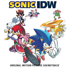 2019 - Sonic IDW - OST