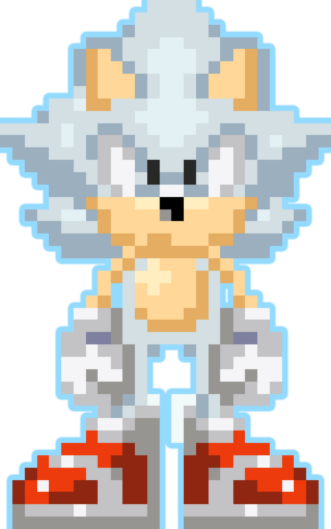 Sonic mastered ultra instinct sprite preview by matheus30cs-dc3hrf1