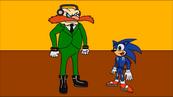 Sonic and Detective Eggman-0