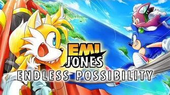 Sonic Unleashed - Endless Possibility Cover by Emi Jones ft