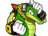 Vector the Crocodile (IncaIceBunny's Universe)