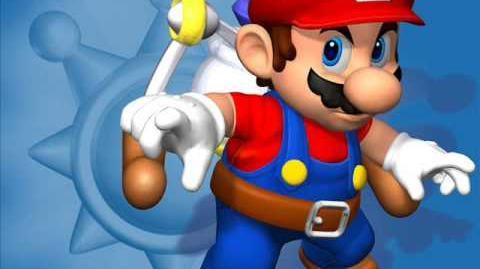 Super Mario Sunshine Delfino Plaza Theme