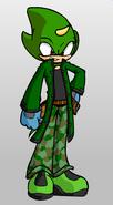 Helkor the Chameleon
