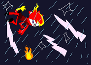 Inferno vs. Blossom, again.