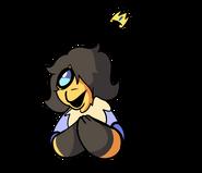 Thinking bee776576878