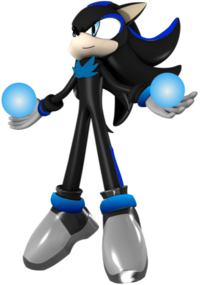 Saphire the Hedgehog