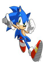 Sonic (Sonic Underground Game)