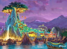 Thinkwell monkey kingdom concept theemd entertainment dave cobb 600