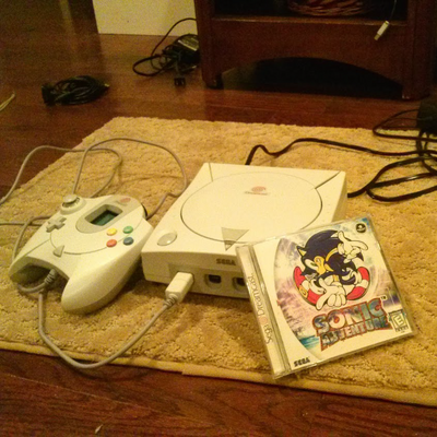 My Dreamcast