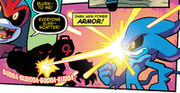 Dark Arm Power - Armor