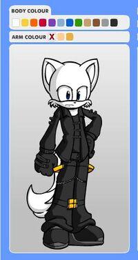 Skully the Fox