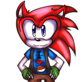 Speedy The Hedgehog2