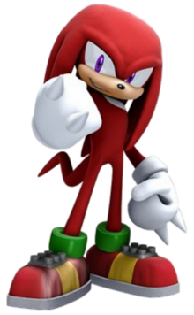 Knuckles The Echidna (1)