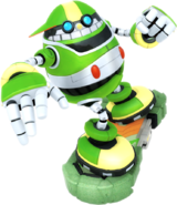 Sonic Riders Velocity E 10000g Artwork