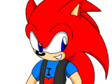 Speedy The Hedgehog