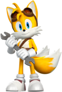 Tails Sonic Boom 2