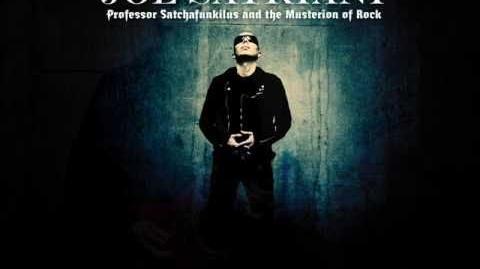 Joe Satriani- God Is Crying (NEW TRACK 2010)