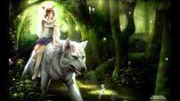 Princess Mononoke - The Demon God