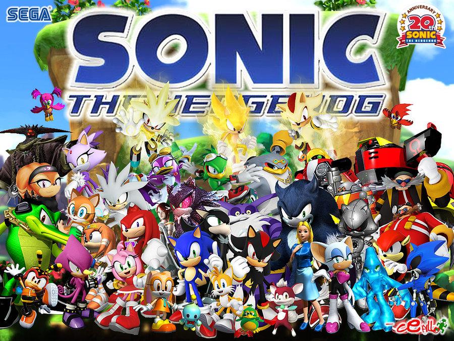 Sonic The Hedgehog 2014 Tv Show Sonic Fanon Wiki Fandom