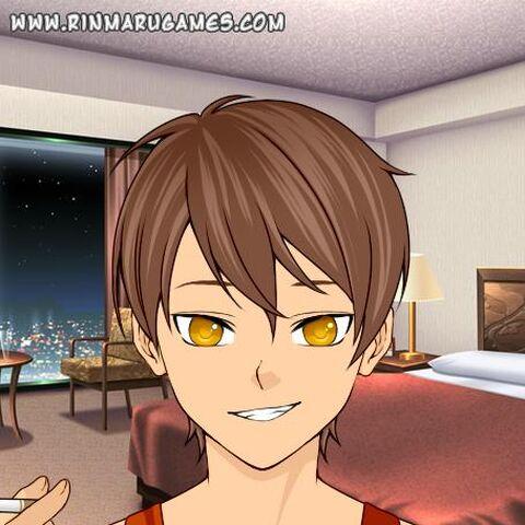 Alexander jako człowiek (anime)