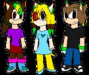 Melissas siblings new