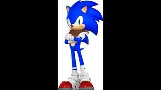 Sonic Boom Video Game - Sonic The Hedgehog Voice