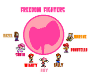 Team Freedom Fighters