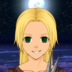 Mariko jako postać Anime (Człowiek)