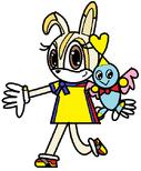 Cream the Rabbit-0
