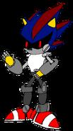 Mecha Eric the Hedgehog by Needlemouse