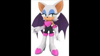 Sonic The Hedgehog (2020) - Rouge The Bat Voice Sound