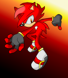 Core the Hedgehog Background