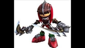 Sonic and the Black Knight 2 - Knuckles The Echidna Sir Gawain Unused Voice Clips