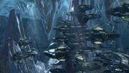 Aenar underground city