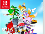 Sonic Riders Reloaded