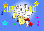 Super Kimiko with Background