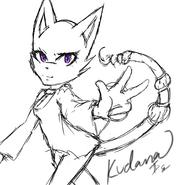 Kudana The Cat