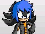 Lunar the Hedgehog (E-Josh)