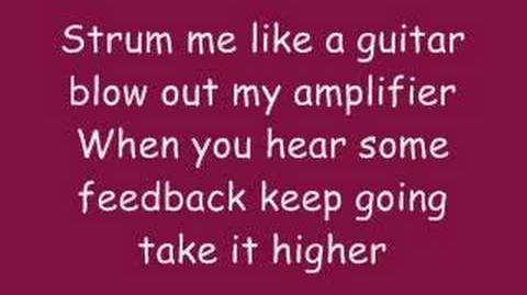 Feedback- Janet Jackson with lyrics