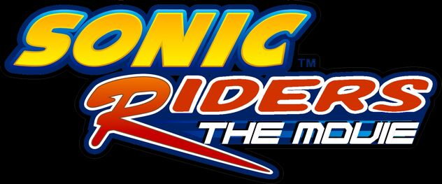 Sonic Riders Movie Logo