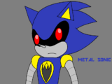 Metal Sonic (Animated)