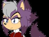 Alondra the Hedgewolf